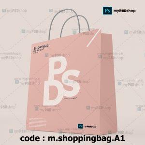 موکاپ ساک دستی خرید m.shoppingbag.A1