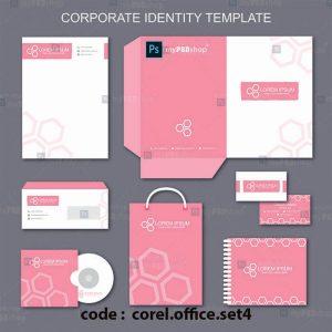 دانلود رایگان فایل لایه باز هویت سازمانی corel.corporate.identity2
