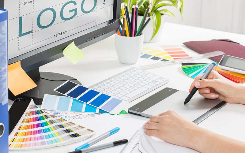 چطور یک لوگوی حرفه ای طراحی کنیم؟ - مای پی اس دی شاپ